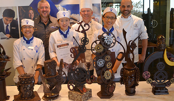 Showpiece hat trick for Le Cordon Bleu Sydney.jpg