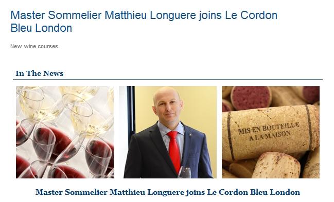 Master Sommelier Matthieu Longuere joins Le Cordon Bleu London.jpg